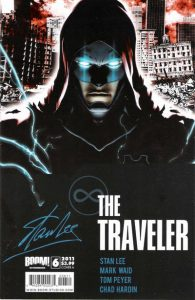 The Traveler #6 (2011)