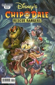 Chip 'n' Dale Rescue Rangers #5 (2011)