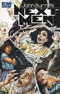 John Byrne's Next Men #5 (2011)