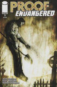 Proof Endangered #5 (2011)