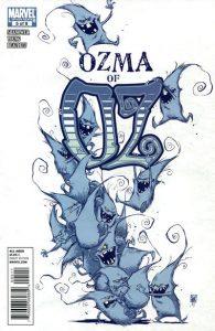 Ozma of Oz #5 (2011)
