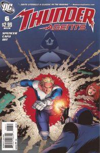T.H.U.N.D.E.R. Agents #6 (2011)
