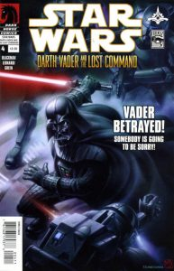 Star Wars: Darth Vader and the Lost Command #4 (2011)