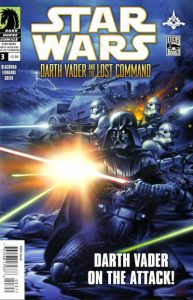 Star Wars: Darth Vader and the Lost Command #3 (2011)
