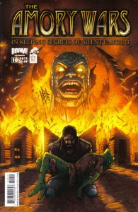 The Amory Wars in Keeping Secrets of Silent Earth: 3 #10 (2011)