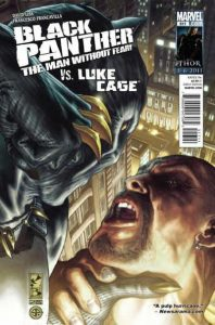 Black Panther: The Man Without Fear #517 (2011)