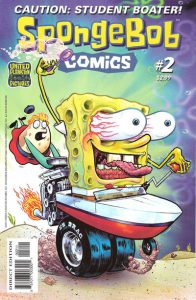 SpongeBob Comics #2 (2011)