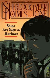 Sherlock Holmes: Year One #4 (2011)