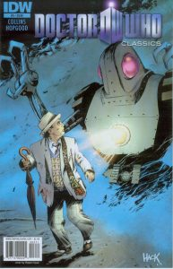 Doctor Who Classics: The Seventh Doctor #3 (2011)
