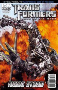 Transformers: Rising Storm #3 (2011)