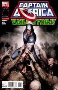 Captain America: Hail Hydra #4 (2011)