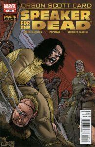 Orson Scott Card's Speaker for the Dead #4 (2011)