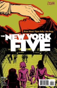 The New York Five #4 (2011)