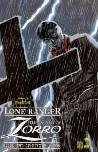 Lone Ranger & Zorro: The Death of Zorro #2 (2011)