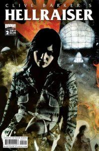 Clive Barker's Hellraiser #2 (2011)