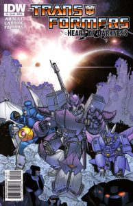 The Transformers: Heart of Darkness #2 (2011)