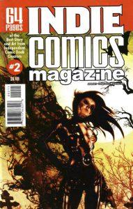Indie Comics Magazine #2 (2011)