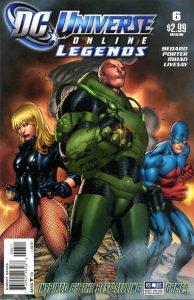 DC Universe Online Legends #6 (2011)