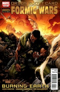 Formic Wars: Burning Earth #4 (2011)