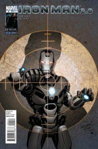 Iron Man 2.0 #4 (2011)