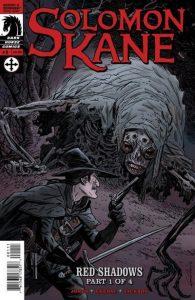 Solomon Kane: Red Shadows #1 (2011)