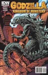 Godzilla: Kingdom of Monsters #2 (2011)