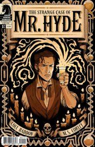 The Strange Case of Mr. Hyde #1 (2011)