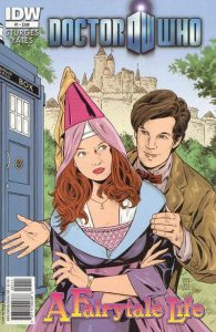 Doctor Who: A Fairytale Life #1 (2011)