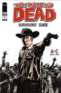 The Walking Dead Survivors' Guide #1 (2011)