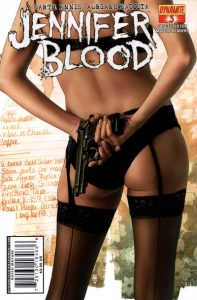 Jennifer Blood #3 (2011)