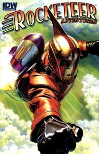 Rocketeer Adventures #1 (2011)
