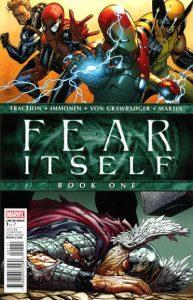 Fear Itself #1 (2011)