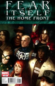 Fear Itself: The Home Front #1 (2011)