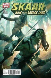 Skaar: King of the Savage Land #1 (2011)