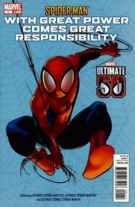 Spider-Man: With Great Power Comes Great Responsibility #1 (2011)