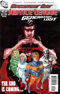 Justice League: Generation Lost #23 (2011)