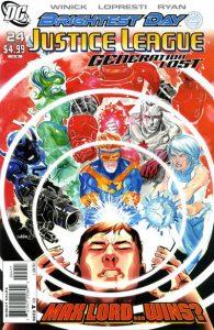 Justice League: Generation Lost #24 (2011)