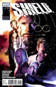 S.H.I.E.L.D. #∞ [Infinity] (2011)