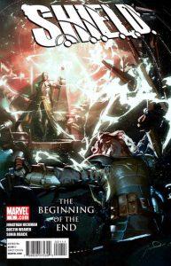 S.H.I.E.L.D. #1 (2011)