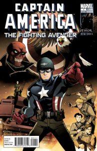 Captain America: Fighting Avenger #1 (2011)