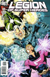 Legion of Super-Heroes #12 (2011)