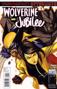 Wolverine and Jubilee #4 (2011)