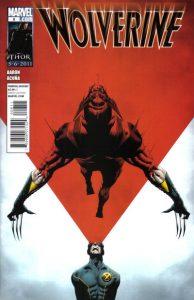 Wolverine #8 (2011)