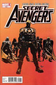 Secret Avengers #12.1 (2011)