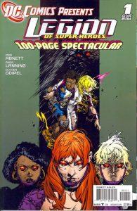 DC Comics Presents: Legion of Super-Heroes #1 (2011)