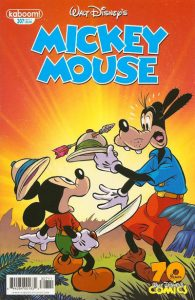 Mickey Mouse #307 (2011)