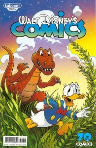 Walt Disney's Comics and Stories #718 (2011)