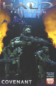 Halo: Fall of Reach - Covenant #1 (2011)