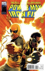 Power Man and Iron Fist #4 (2011)