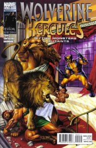 Wolverine / Hercules: Myths, Monsters & Mutants #2 (2011)